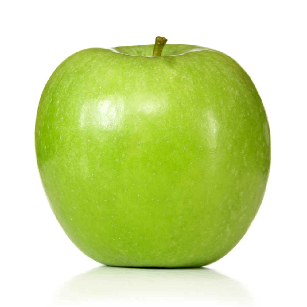 Apples, Granny Smiths (1/2 cup, 198 ct/cs)