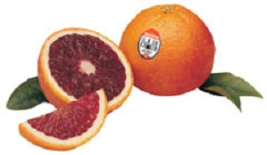 Oranges, Blood [113 ct/cs, 1/2 cup, Tulare County, 40 lbs]