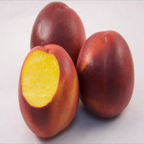 Nectarines, Yellow  (1/2 cup, size 80/84), approx 110ct) Fresno