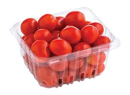 "Tomatoes, Grape (12x1 Pint Clamshell) ""Exception to US Grown Rule"""