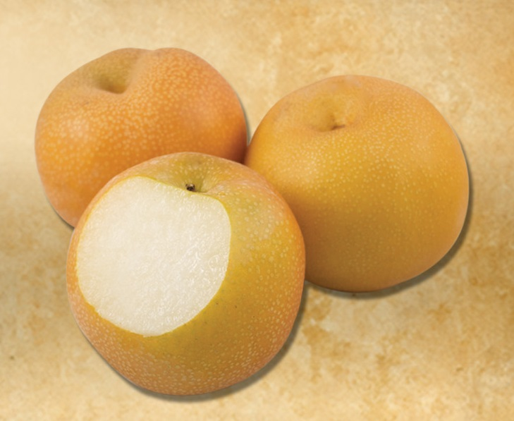 Apple Pears (1 Cup, 66 Ct/Cs 3-Layer Tray) Fresno