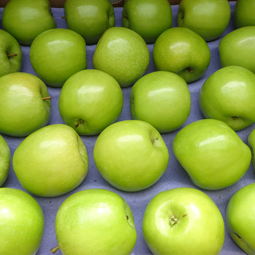 Apples, Granny Smith (3/4 cup, 163 ct/cs) WA