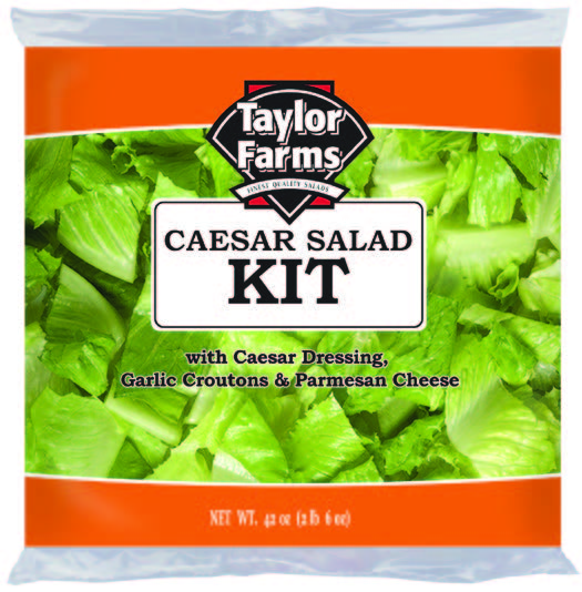 Caesar Salad Kit [4 ct/cs, 42 oz, Yuma, AZ 11.0 lb(s)]