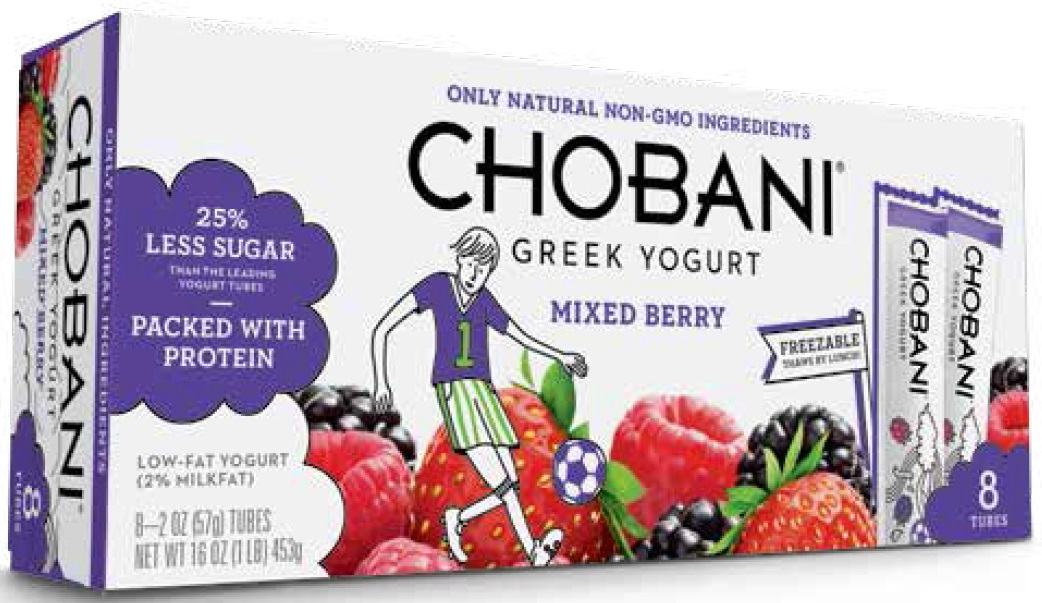 Image result for chobani kids yogurt tubes