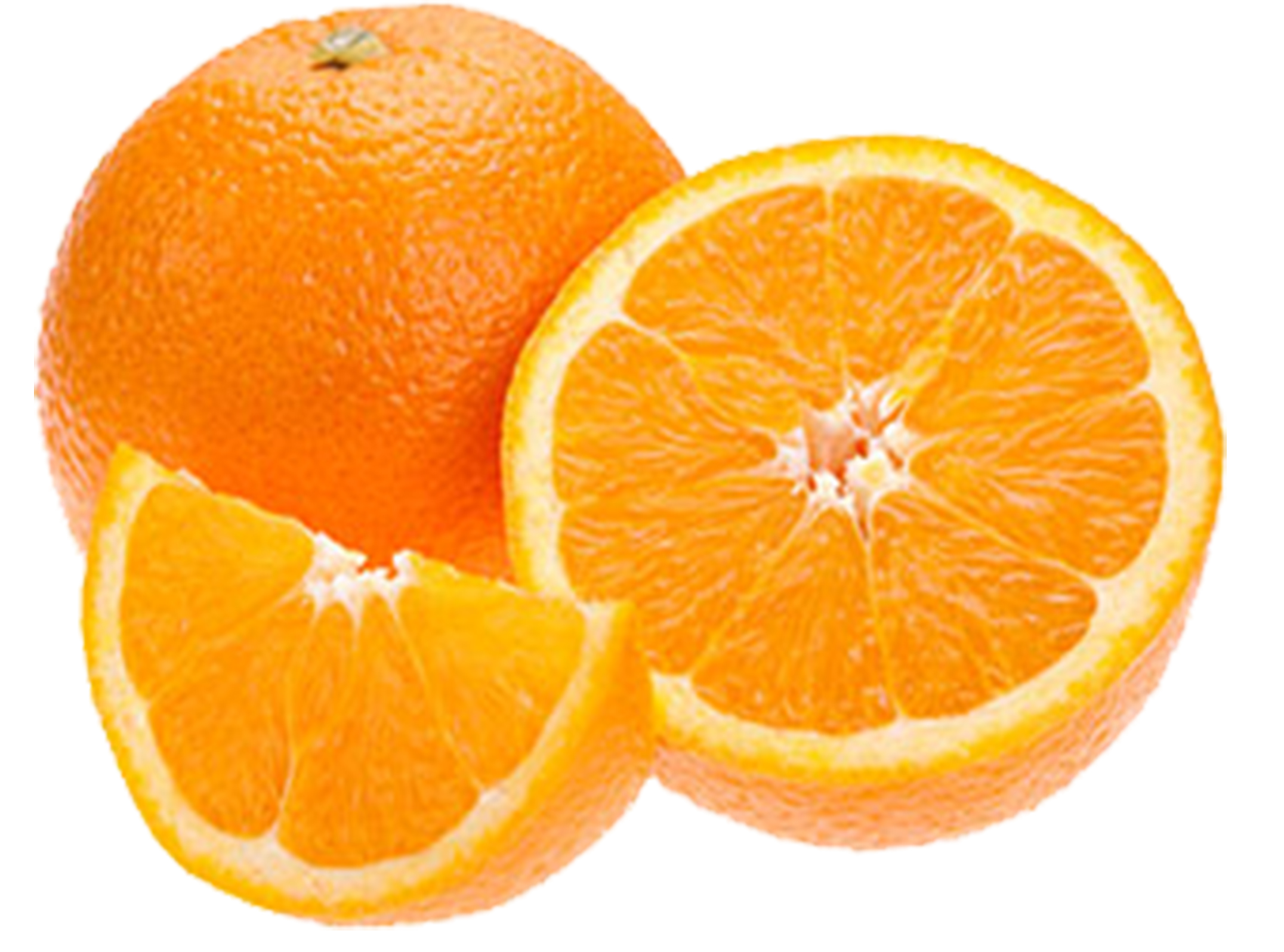 Oranges, Navel (1/2 Cup, 138 ct/cs) Fresno/Tulare