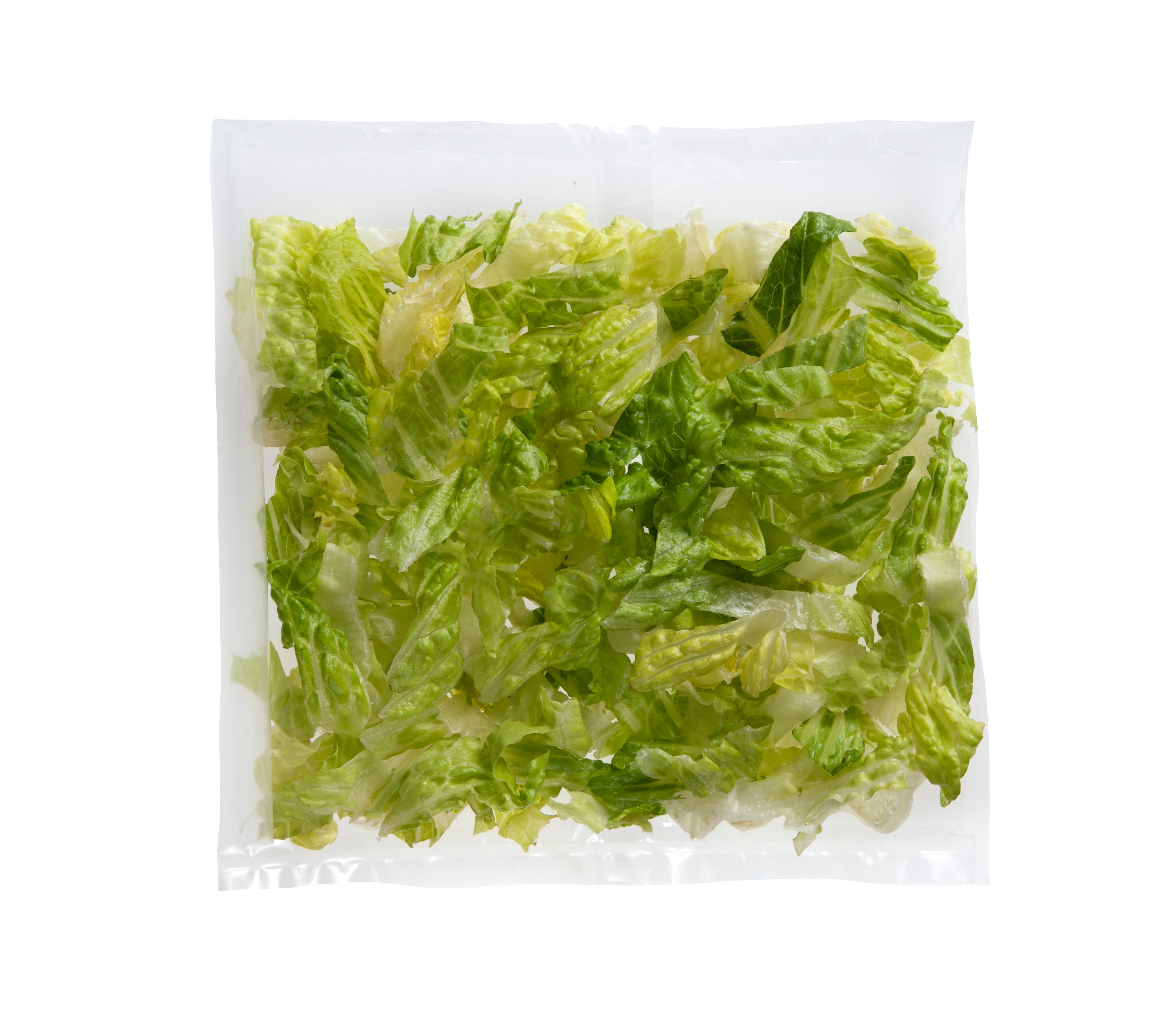 "Lettuce, Shred Romaine 3/8"" (50 ct/cs, 2 oz bags, Monterey County, 6.25 lbs)"