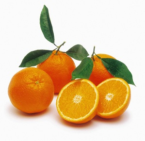 Oranges, Navel [10 ct/cs, 4 lb bags, Tulare County 40.0 lb(s)]