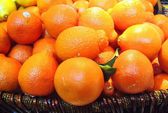 Tangelos, Minneola [12 ct/cs, 3 lb bags, Tulare County 36.0 lb(s)]