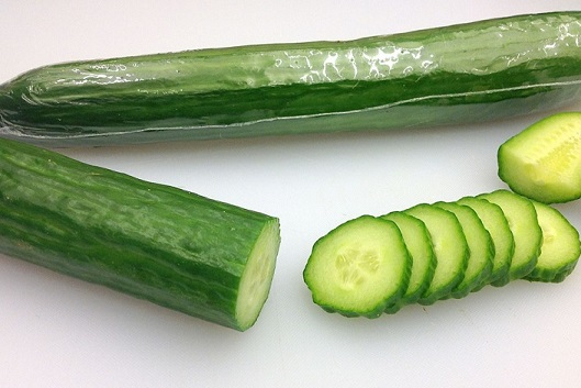 Cucumber, European (5# bag)